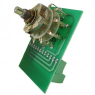10 Position Rotary Selector Switch