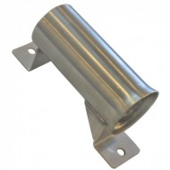 Stainless Steel Wall Mount Wand Holder 6