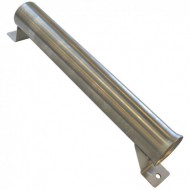 Stainless Steel Wall Mount Wand Holder 17