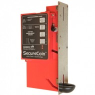 SecureCoin Electronic Multi-Coin Acceptor, U.S., 24vac