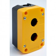 Enclosure for Two 22mm Pushbuttons