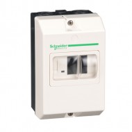 Manual Motor Starter and Protector with Enclosure 3HP 575V 3PH
