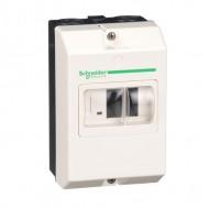 Manual Motor Starter and Protector with Enclosure 3HP 230V 3PH