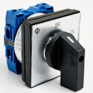 Horsepower Rated Camlock Switch 7.5HP 1Ph