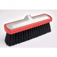 Nylon Foam Brush With Red Bumper