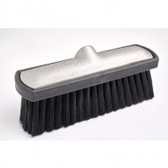 Nylon Foam Brush With Black Bumper
