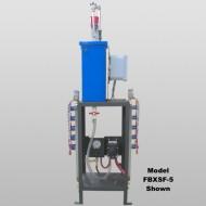 Three Bay Air Pump Foam System With Bay Equipment