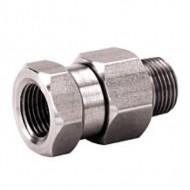 Stainless Steel High Pressure Swivel 3/8