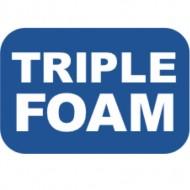 Lexan Insert TRIPLE FOAM for 8/10/12 Postion Switch Label