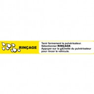 Instruction strip RINCAGE (french)