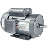 Electric Motor 0.5HP Single Phase 115/208-230V TEFC