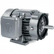 Electric Motor 5HP Three Phase 208/230/460V TEFC