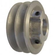 Aluminum Pulley 3-3/4