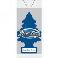 Little Trees Air Freshener - New Car Vend Pack (72 Trees/Case)