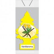 Little Trees Air Freshener - Vanillaroma Air Freshener (72 Pack)