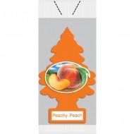 Little Trees Air Freshener - Peachy Peach Vend Pack (72 Trees/Case)