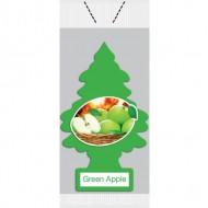 Little Trees Air Freshener - Green Apple Vend Pack (72 Trees/Case)