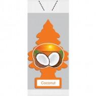 Little Trees Air Freshener - Coconut Air Freshener (72 Pack)