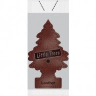 Little Trees Air Freshener - Leather Vend Pack (72 Trees/Case)