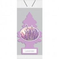Little Trees Air Freshener - Lavender Vend Pack (72 Trees/Case)