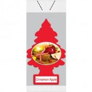Little Trees Air Freshener - Cinnamon Apple Vend Pack (72 Trees/Case)