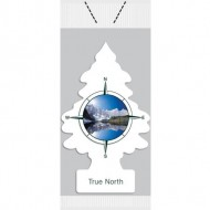 Little Trees Air Freshener - True North Vend Pack (72 Trees/Case)