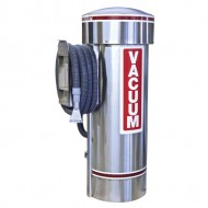 Stainless Steel Vacuum With Mechanical Coin Acceptor